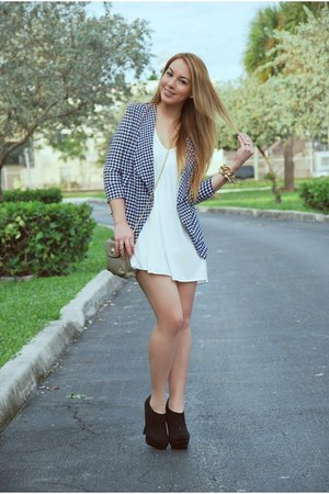 Hot Miami Styles blazer - Hot Miami Styles dress