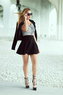 Mackage-jacket-nasty-gal-skirt-hot-miami-styles-top