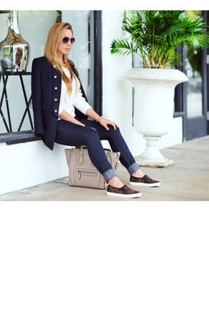 Ralph Lauren coat - Articles of Society jeans - Charlotte Russe sweater