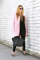 Black Five coat