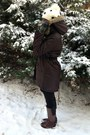 Dark-brown-brogue-boots-zara-boots-black-sweater-dress-jcpenney-dress