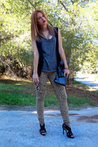 H&M pants - Zara heels