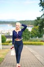 Navy-high-waisted-unique-vintage-pants-navy-nautical-unique-vintage-cardigan