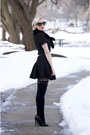 Black-lbd-lookbook-store-dress-black-faux-leather-olivia-joy-bag