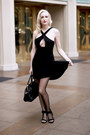 Black-lbd-lulus-dress