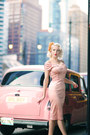 Pink-satin-the-pretty-dress-company-dress