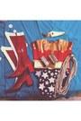 Funtasma-boots-intimate-tommy-bahama-swimwear-belt-bracelet