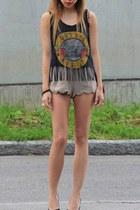 crop chicnova vest