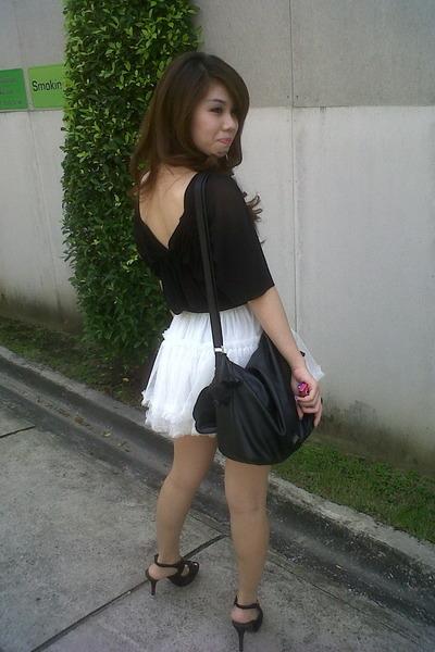 Hass dress - skirt - Zara shoes