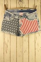 denim Chicwish shorts