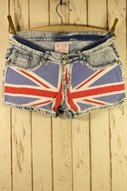 Denim-chicwish-shorts