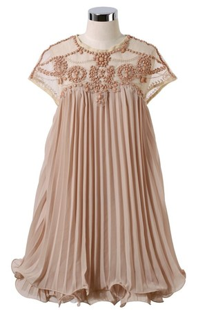 chiffon Chicwish dress