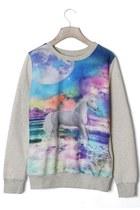 100 cotton Chicwish sweater