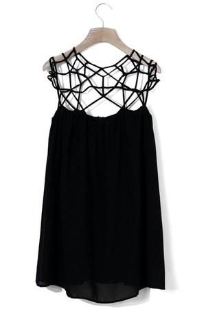 chiffon Chicwish dress