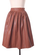 Faux-lether-chicwish-skirt