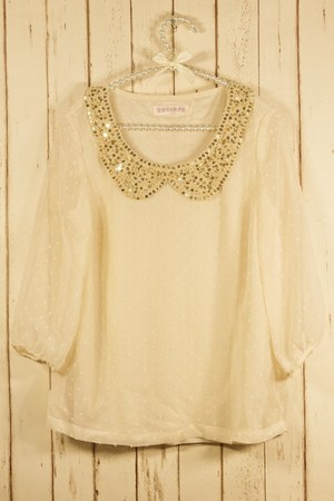 polyester Chicwish top