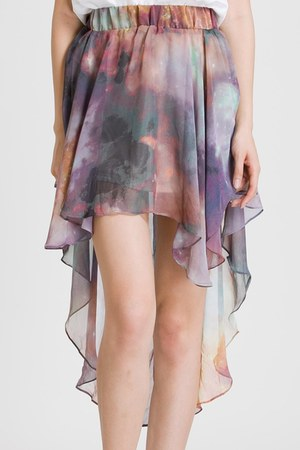 chiffon Chicwish skirt