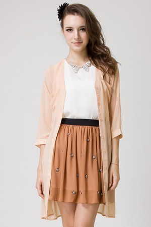 Chicwish skirt