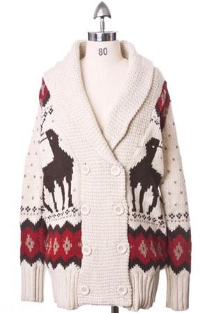 wool Chicwish cardigan