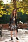 Faux-leather-sheinside-jacket-sheinside-heels