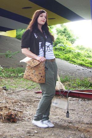 brown reisenthel purse