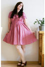 Pink-only-dress