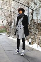 silver Vandalist coat