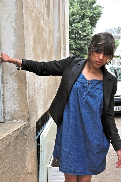 comptoire des cotoniers jacket - Zara dress