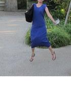 maxi dress none dress - Burberry sandals
