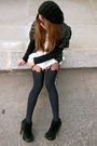 Black-house-of-holland-for-pretty-polly-tights