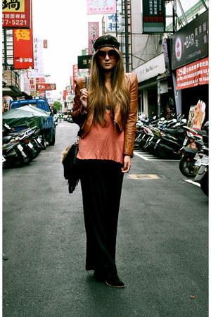 tawny market stall jacket