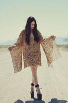 One Teaspoon dress - UNIF heels