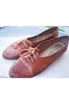 Wicked Plum Vintage shoes