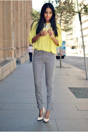 cotton Glassons pants
