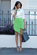 tweed Finders Keepers skirt