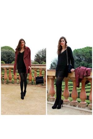Zara coat - Mang shoes - Zara bag