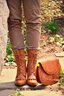 Burnt-orange-urban-outfitters-boots-burnt-orange-vintage-bag-light-brown-gue