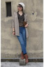 Modcloth-boots-anthropologie-sweater-zara-blouse