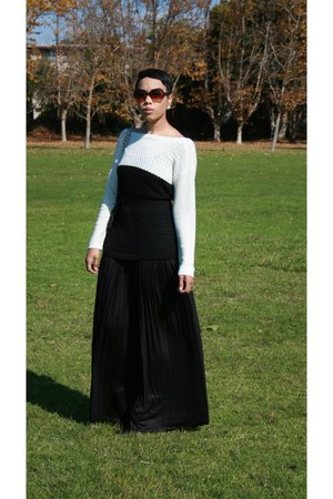 black ClosetPiece skirt