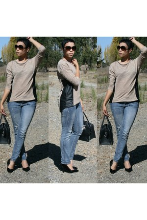 tan ClosetPiece sweater