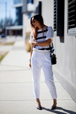 PROENZA SCHOULER bag - dorsay Zara pumps