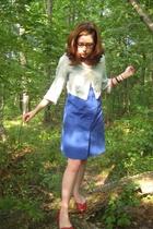 jacket - dress - Blowfish shoes