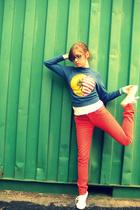 shirt - H&M pants - H&M shoes