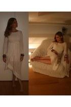 ivory Agata Lu dress