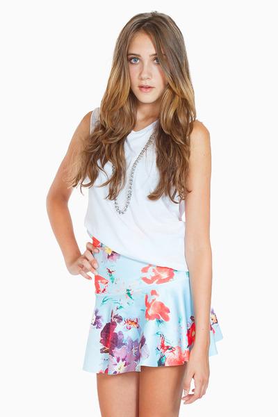 Coco  Liz skirt
