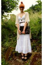 Naf Naf dress - vintage purse