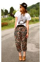 Zara t-shirt - Zara pants