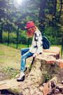 Asos-jeans-zara-hat-chicwish-bag-romwe-jumper-jeffrey-campbell-wedges