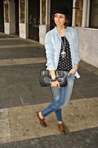 Zara jeans - H&M bag - Zara t-shirt