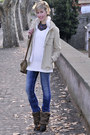 Camel-my-time-life-coat-navy-dondup-jeans-white-trussardi-romper